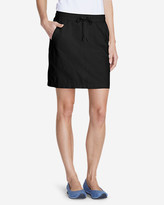 Eddie Bauer Women's Horizon Pull-On Skort - Solid