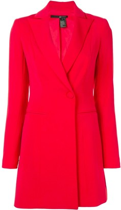 Jay Godfrey Blazer Mini Dress