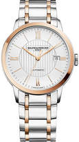 Baume & Mercier M0A10217 Classima stainless steel and gold-toned watch