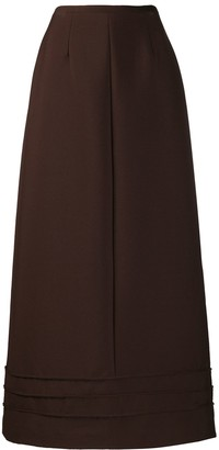 Jean Louis Scherrer Pre-Owned '1990s Maxi Skirt