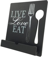 Boston Warehouse Live Love Eat Tablet Stand