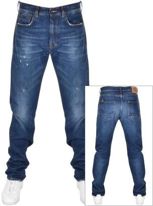 PRPS Esprit Rigid Candy Denim Jeans Navy