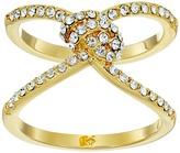 Kate Spade Infinity Beyond Pave Knot Ring Ring