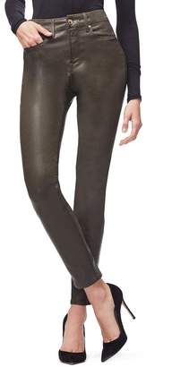 Good American Good Legs High Waist Skinny Jeans (Regular & Plus Size)