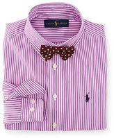 Ralph Lauren Custom-fit Bengal Cotton Shirt