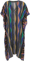 A Peace Treaty Multicoloured Pattern Dress