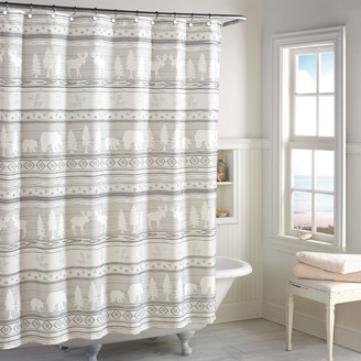 Signature Saranac Wilderness Shower Curtain