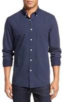Nordstrom Men's Big & Tall Print Sport Shirt