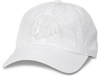 American Needle NHL Chicago Blackhawks Embroidered Baseball Cap