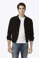 J Brand Gorn Jacket in Black