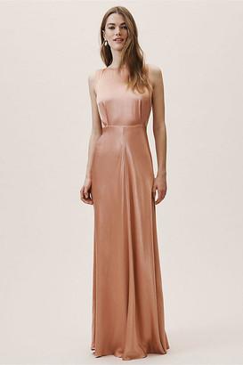 Anthropologie Alexia Dress By in Orange Size M