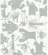 York Wall Coverings York Wallcoverings Disney / Pixar Monsters