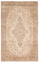 Ecarpetgallery Anatolian Vintage Indoor Hand-Knotted Wool Rug
