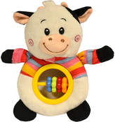 Baberoo Cow Abacus Rattle