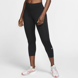Nike Women's Running Crop Tights Epic Luxe