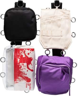 Raf Simons x Eastpak multi pocket backpack