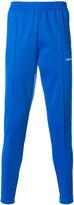adidas BB open hem track pants - men - Cotton/Polyester - S