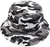 uxcell Sand Beach Casual Round Brim Sun Visor Camouflage Hat Cap for Unisex
