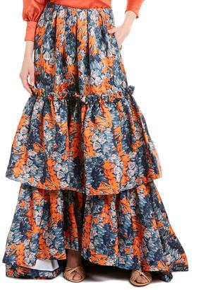 Flor Et. Al Flor Et.Al Maxi Skirt
