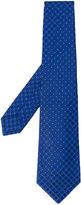 Kiton embroidered tie - men - Silk - One Size