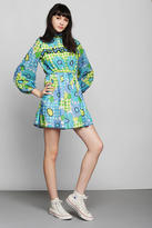 Urban Outfitters Vintage '60s Ruffle Mini Dress