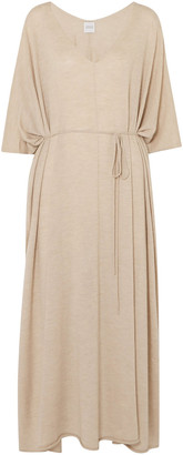 Madeleine Thompson Finch Cashmere Midi Dress