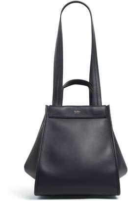 Max Mara Large Leather Shoulder Bag