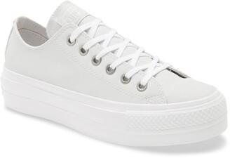 Converse Chuck Taylor(R) All Star(R) Lift Ox Platform Sneaker