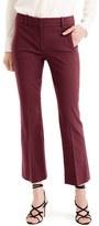 J.Crew 'Teddie' Bi-Stretch Cotton Blend Pants (Regular & Petite)