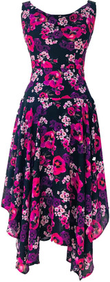 Mellaris Alexa Dress Pink Floral Print