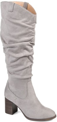 Journee Collection Aneil Women's Knee-High Boots