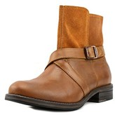 Wolverine Pearl Round Toe Leather Ankle Boot.