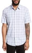 BOSS Luka Slim Fit Short Sleeve Sport Shirt