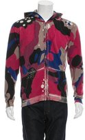Lucien Pellat-Finet Patterned Cashmere Sweater