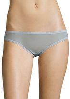 OnGossamer Crystal Bikini Mesh Bikini Bottom