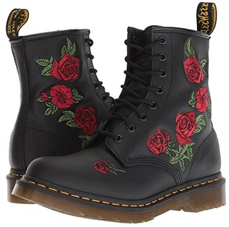 Dr. Martens 1460 Vonda (Black Softy T) Women's Boots