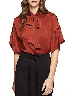 Oxford Fransico Spice Blouse