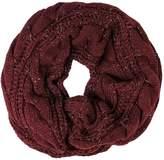 Riah Fashion Knitted Braid Scarf