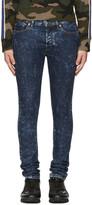Valentino Blue Skinny 004 Jeans
