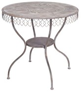Ophelia Tussey Metal Bistro Table & Co.