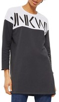 Topshop Women's Unknown Backless Tunic