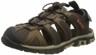 Hi-Tec Men's Cove Breeze Closed Toe Sandals