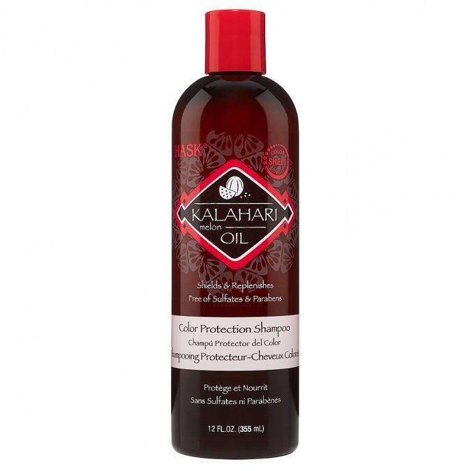Hask Kalahari Melon Colour Protection Shampoo 355 mL