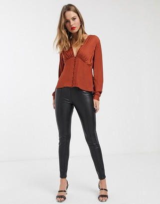 Vero Moda v neck blouse