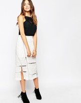 Free People Love Will Save Skirt