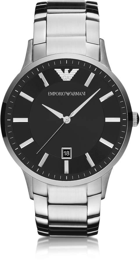 Emporio Armani Stainless Steel Men's Watch