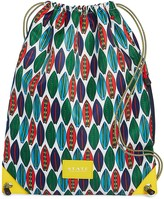State Unisex Drawstring Backpack