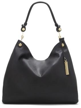 Vince Camuto Ruell Leather Shoulder Bag