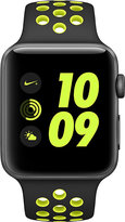 Series 2 Black And Volt 42mm Apple Watch Nike+