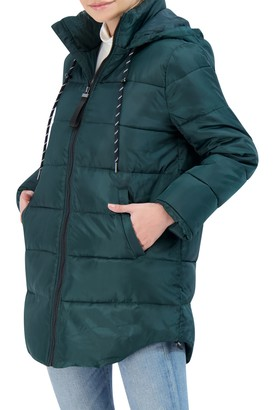 Sebby 3/4 Puffer Jacket
